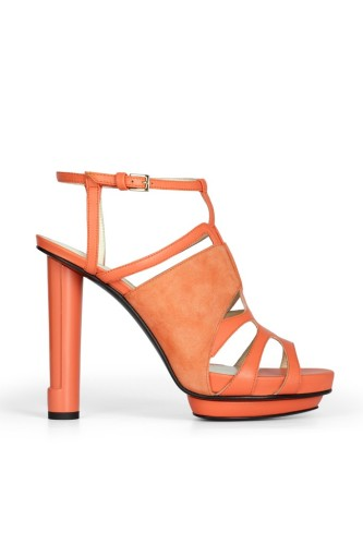 burak uyan orange sandals