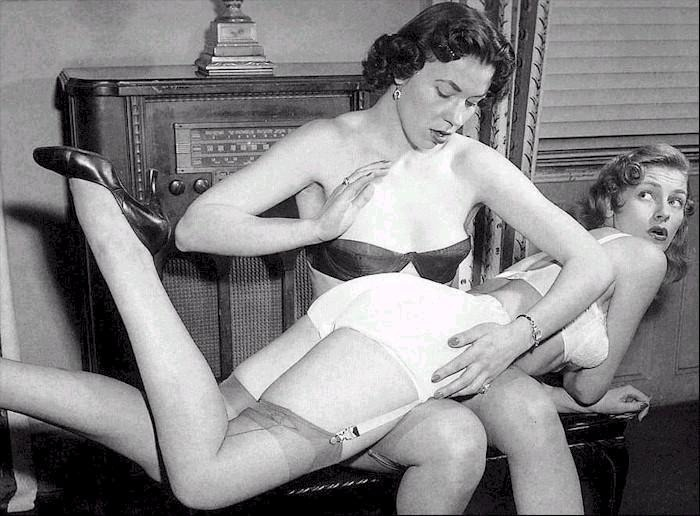 Fantasy vintage spanking photos speaking