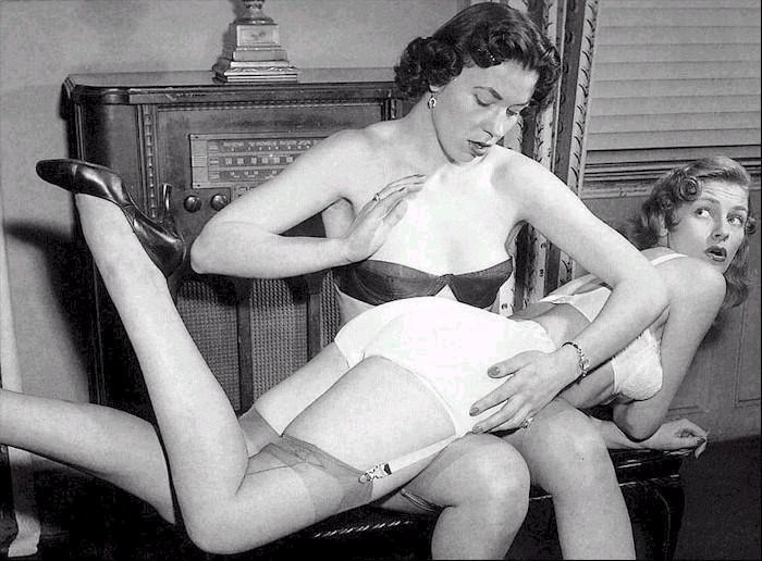 Fantasy vintage spanking photos speaking