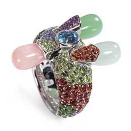 de-Grisogono-Gemstone-Ring-Jewelry