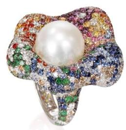 de GRISOGONO High Jewellery collection ring