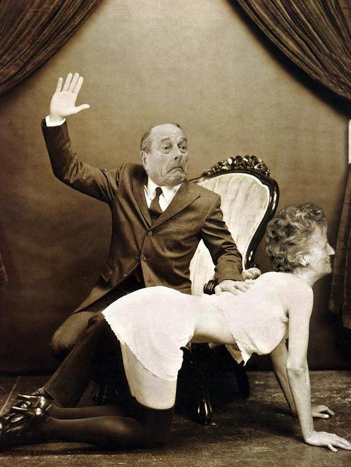 Parodie Couple Chirac fessee-54ecbb