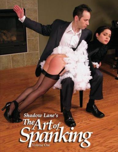 shadow-lanes-the-art-of-spanking-volume-one-pictorial-erotica-for-the-spanking-connosieur