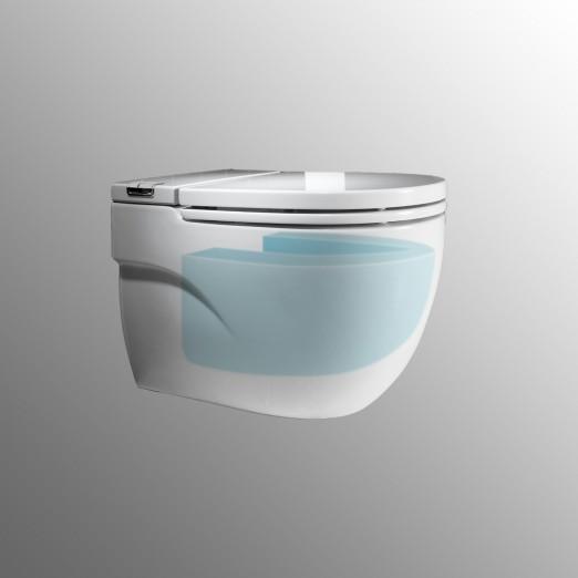 cuvette wc suspendue compact roca meridian miss ayo d l. Black Bedroom Furniture Sets. Home Design Ideas
