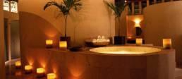 Quintana Roo, Riviera Maya, Xcalacoco, Hotel Tides, Spa JAcuzzi - Photo by Tides