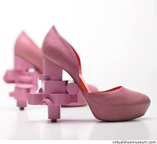 recycle-shoes-pink