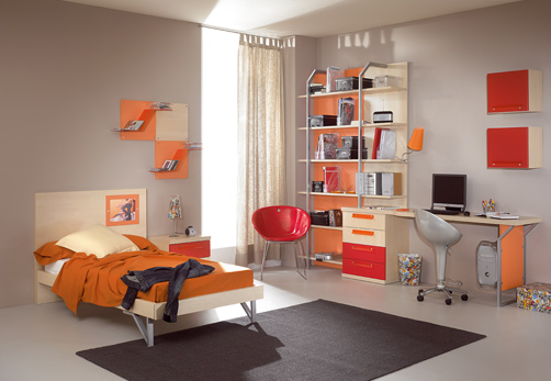 kids-room-decor-orange-4