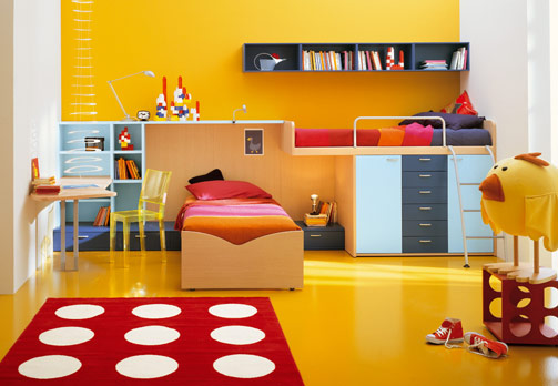 kids-room-decor-yellow-1