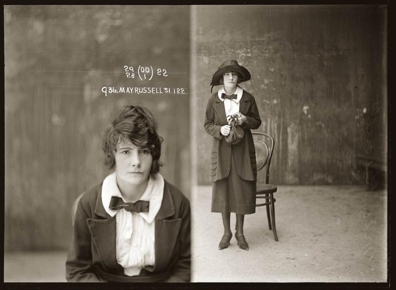 photo-police-sydney-australie-mugshot-1920-38