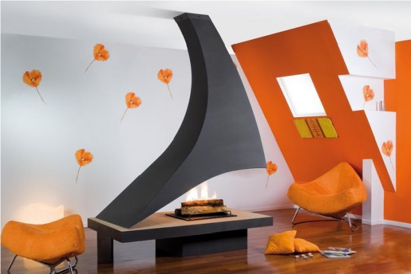 fireplace-models-with-modern-styles-590x393