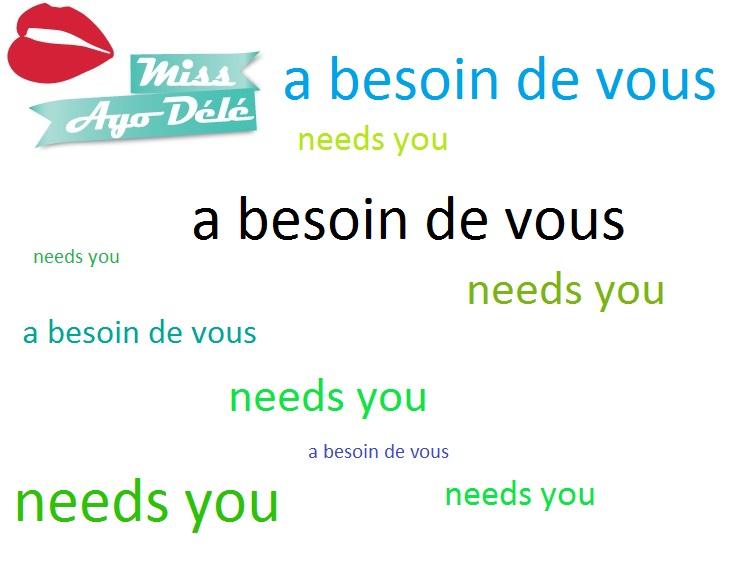 Miss Ayo Délé a besoin de vous 1