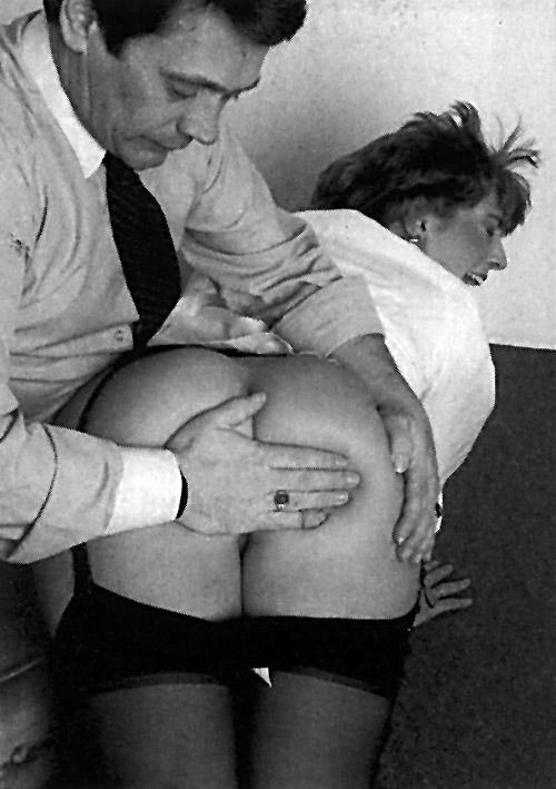 secretaryspanked