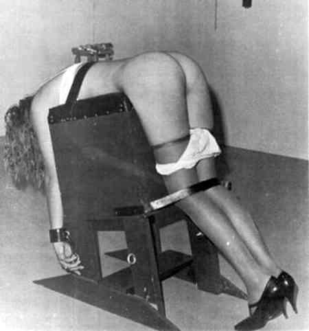Woman-Spanking-Bondage
