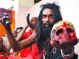 black-magic-holyman-holds-human-skull-guwahatis-kamakhya-temple-which-believed-be-highest