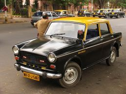 Bombay-taxi-driver-black-Indian-car