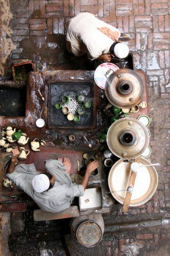 Maison de thé pakistan